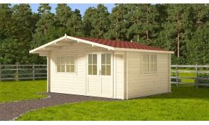 log cabin BREMEN 5x5m...