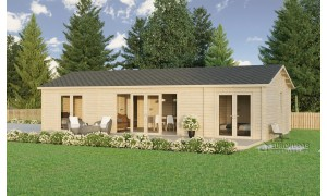 NEW! Wooden summerhouse...