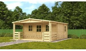 wooden sumerhouse GORBEA...