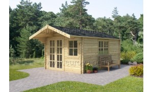 log cabin MONACO 3x3m...