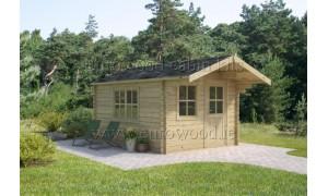 log cabin FARO 3x3m...