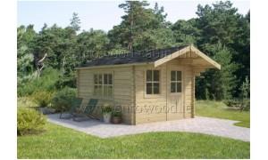 log cabin FARO 3x4m (12m²),...