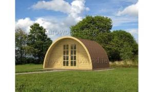Camping POD 4x3m (13'x10'),...